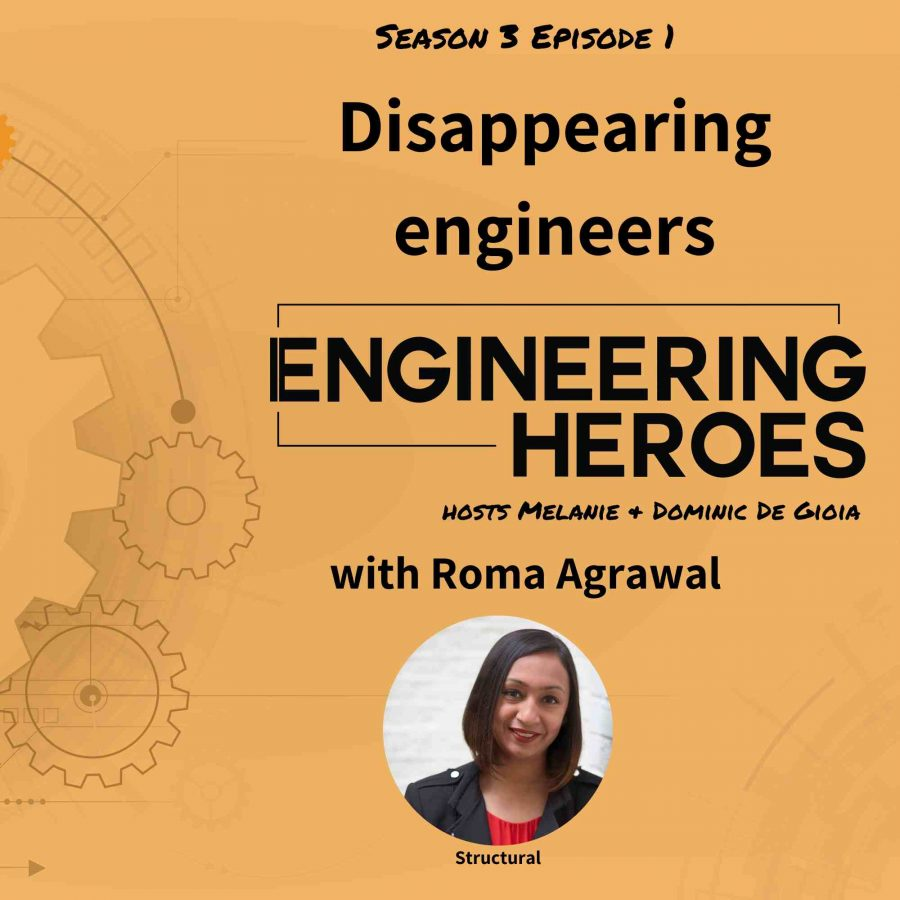 Roma Agrawal Coverart