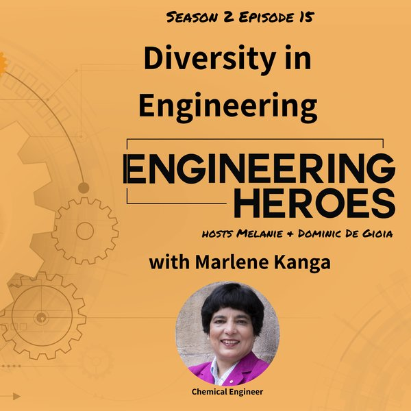 Dr Marlene Kanga AM cover art